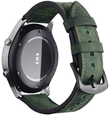 Correa de Reloj para Samsung Gear S3 – Frontier Classic Band – 22 ...