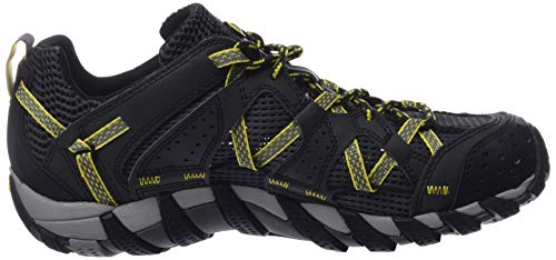 Jaune Gris Homme Empire Multisport Merrell Carbone Outdoor Chaussures Maipo Waterpro w8aq4U