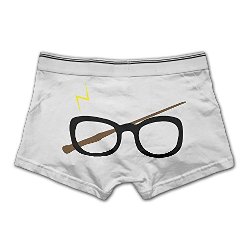 Young Men Harry Potter Film Logo Boxer Briefs Underwear
