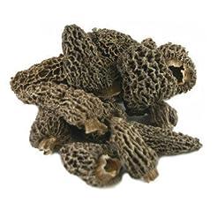 Dried Morel Mushroom, Premium Italian Go...