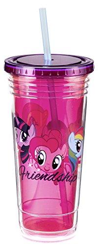 My Little Pony 24 Oz. Acrylic Travel Cup 42214 -