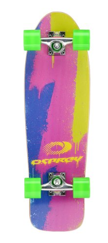 Osprey Colored Cruiser Skateboard 28 Inch