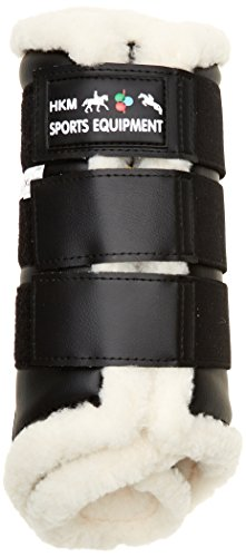 White Noir misc xl blk brushing Boots S Dressage Lined Hkm Fleece SwaaXq