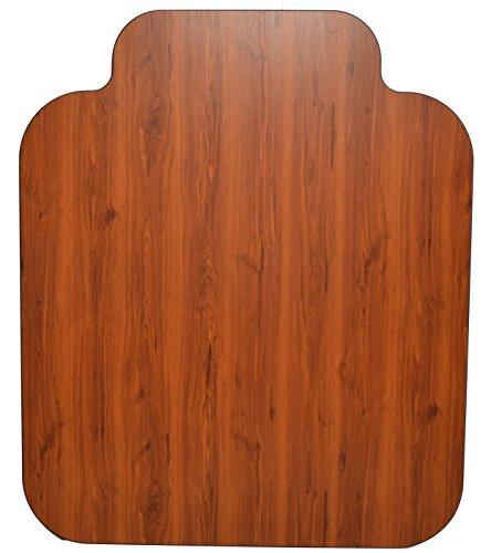 - Laminate Chair Mat-Cherry-46x55 with Single Lip
