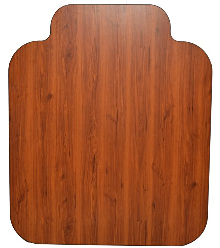 Laminate Chair Mat-Cherry-46×55 with Single Lip