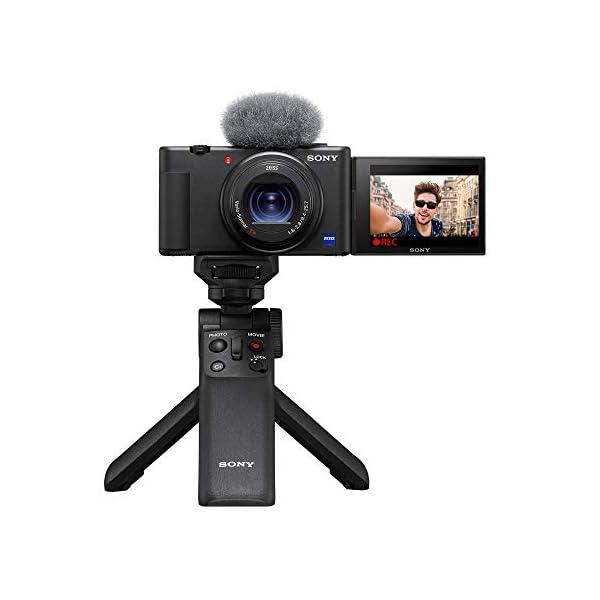 RetinaPix Sony Digital Vlog Camera ZV 1 4K Vlogging Camera