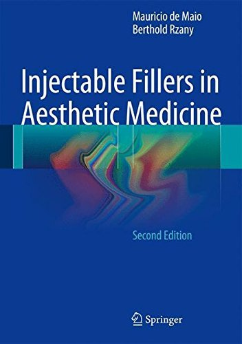 (By Mauricio de Maio Injectable Fillers in Aesthetic Medicine (2nd ed. 2014) [Hardcover])