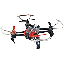 Dromida HoverShot Ready-to-Fly Electric-Powered 120 mm Radio Controlled First Person View Camera-Equipped Drone