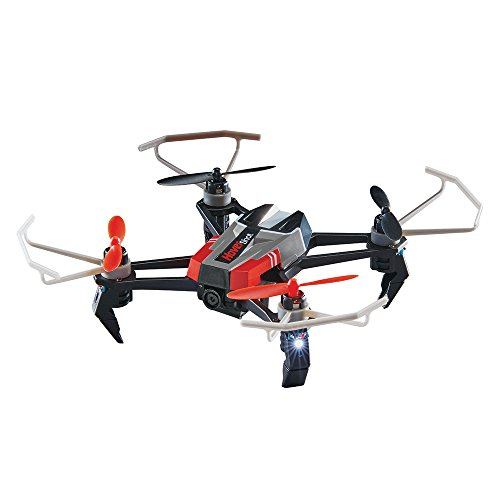 Dromida HoverShot Ready to Fly (RTF), First Person View (FPV), Radio Controlled Drone with Camera (Quadcopter, WiFi Camera, Radio, Batteries and Charger)