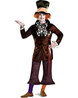 Disguise Men's Mad Hatter Deluxe (Movie)