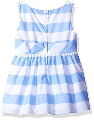 Nautica Girls' Sleeveless Striped Top with Capri Legging Set