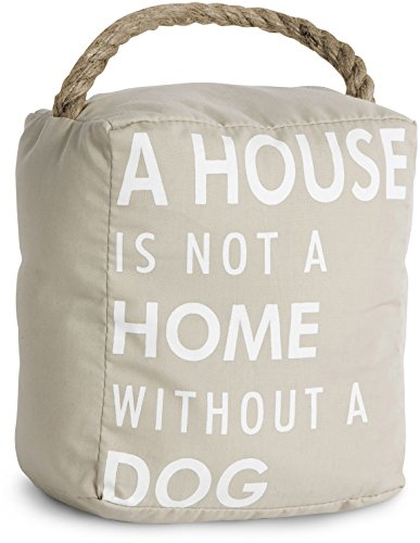 Pavilion Gift Company 72150 Dog Door Stopper, 5 by 6-Inch by Pavilion Gift Company