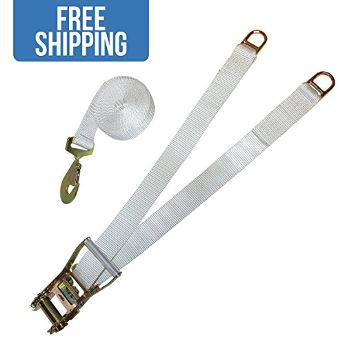 2'' x 15' Corner Tent Strap - Shippers Supplies by Shippers Supplies (Image #2)