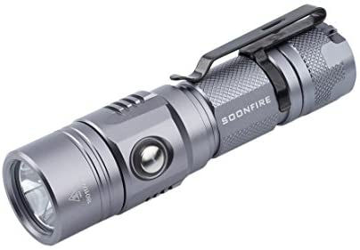 Rechargeable Flashlight E11 Waterproof rechargeable