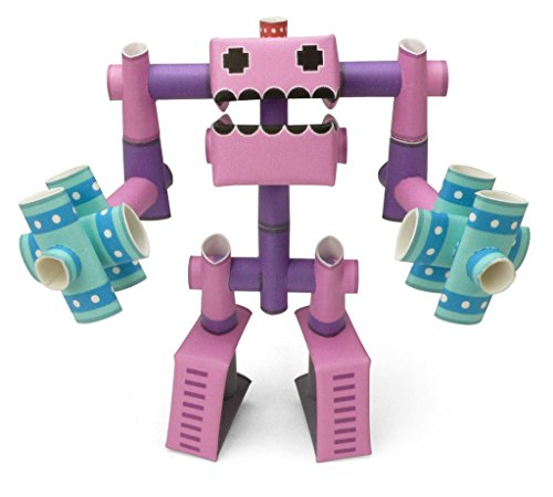 Paper Craft Robot kit from Japan ()