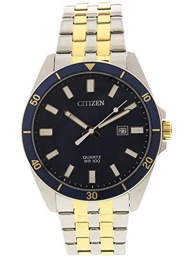 - Citizen Men's Quartz Fashion Watch BI5054-53L