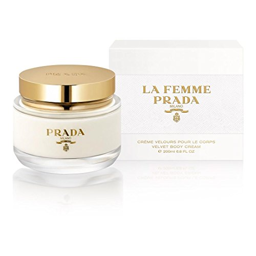 Price comparison product image Prada La Femme Body Cream 200ml