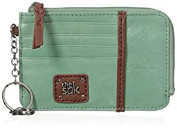 The Sak Women\'s Iris Card Wallet, Seascape