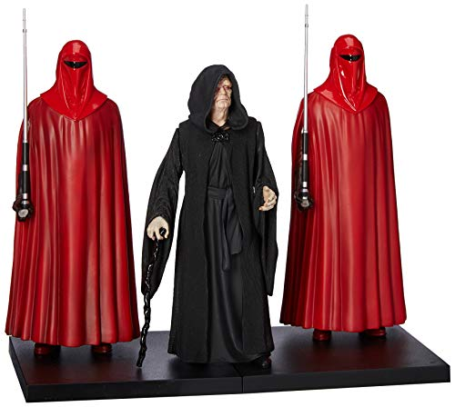 (Kotobukiya Star Wars Emperor Palpatine Royal and Guard 3 Pack Artfx+)