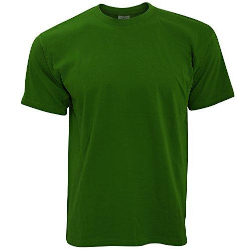 Girocollo Uomo Kelly Cotone 100 Maglietta Verde amp;c B 8BZwqExTB