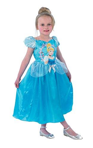 Large Girls Classic Cinderella Costume -
