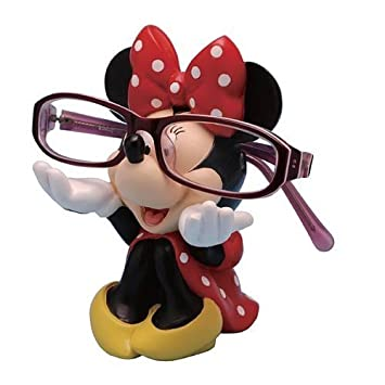 Westland Giftware Resin Eyeglass Holder, Disney Minnie Mouse