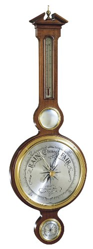 Howard Miller 612-721 Olympia Weather & Maritime Wall Clock (Howard Miller Barometer)