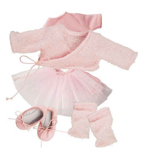 Gotz 7 Piece Ballerina Dress Set for 18 inch & 19.5