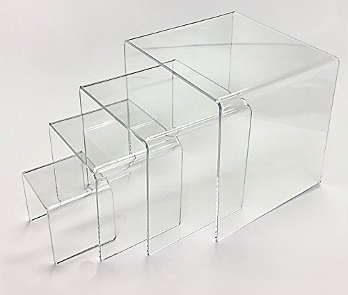 clear display case with shelves - 5