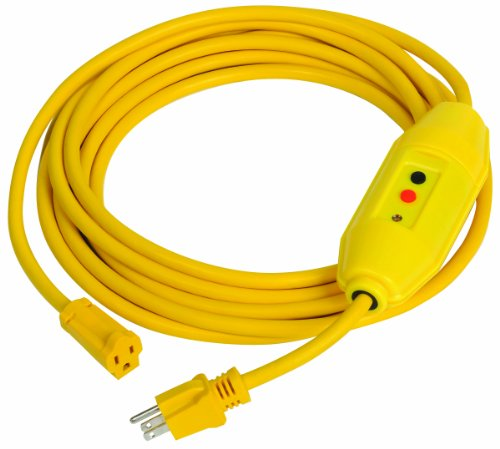 Tower Manufacturing Corporation 50 ft. In-Line GFCI Cord