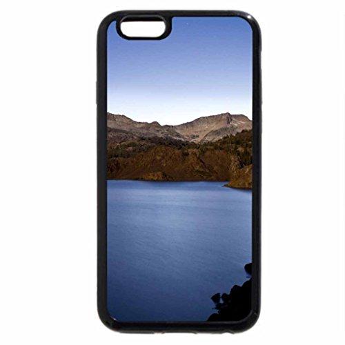 iPhone 6S / iPhone 6 Case (Black) tioga lake
