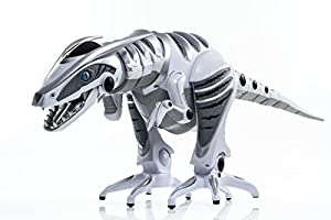 Amazon.com: WowWee Roboraptor X - Robot Dinosaur Toy with