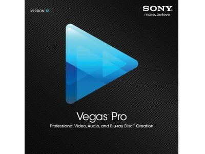 Sony Creative Software Inc Sony Vegas Pro 12 Esd