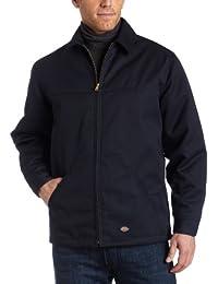 Dickies Men's Hip Length Twill Jacket