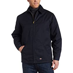 Dickies Men's Hip Length Twill Jacket