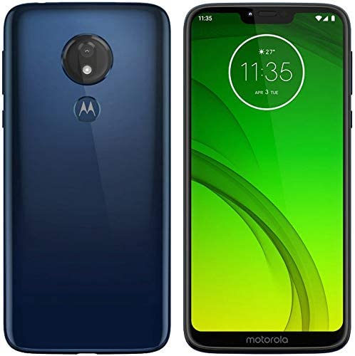Motorola MOTO G7 Power - GSM Unlocked 32GB Android Smartphone - Marine Blue (Renewed) WeeklyReviewer