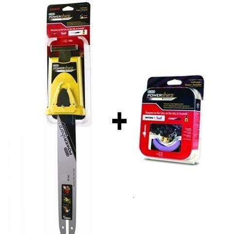 35, 6 cm Oregon Powersharp kit d'affû tage pour tronç onneuse Bosch Ake35s tronç onneuses. 6cm Oregon Powersharp kit d' affûtage pour tronçonneuse Bosch Ake35s tronçonneuses.
