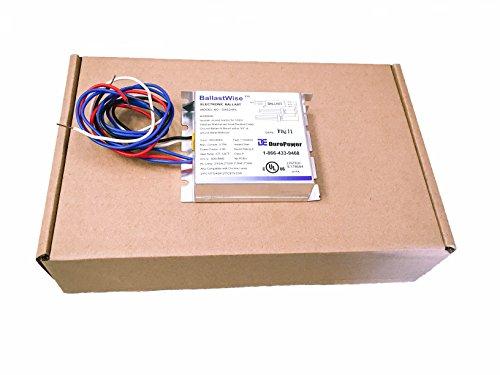 Case of 8 BallastWise Electronic Ballast (DXE2HPL) for Twin F18/26/32/42W PL Tube by Ballastwise