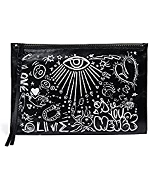Women's Zip Clutch