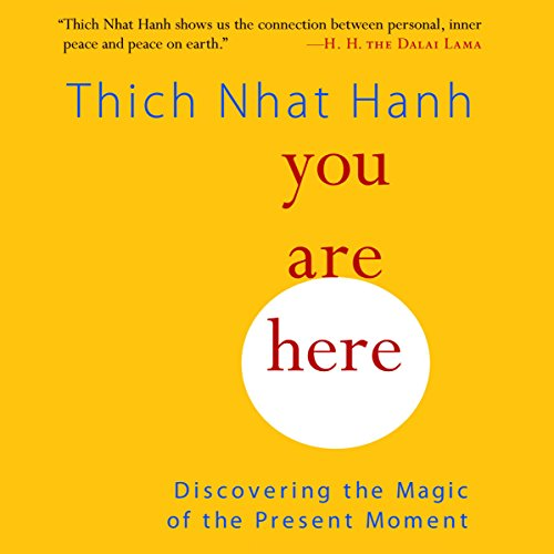 You Are Here: Discovering the Magic of the Present Moment by Random House Audio