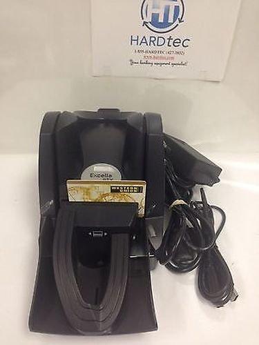 Mag-Tek 22350001 Magtek, Excella Stx, Color, Usb, 3 Track Msr, Printer Front/Back, Includes Cable Pn 22350300