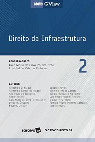 Direito da Infraestrutura- Volume 2. Série GVlaw