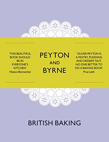 British Baking by Peyton and Byrne