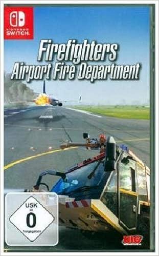 Airport Feuerwehr - Die Simulation. Nintendo Switch: Amazon.es: Libros