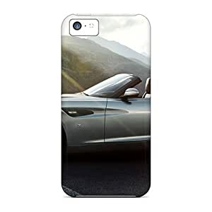 Iphone 5c Case Cover - Slim Fit Tpu Protector Shock Absorbent Case (bmw Zagato Roadster 2012)