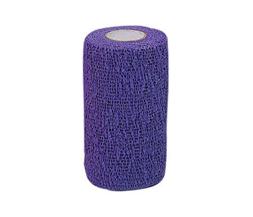 Andover Healthcare 7800-TLC-PU 2 Layer Coflex Bandage, Purple (Pack of 16)