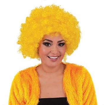 Hippie peluca – Amarillo