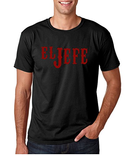 b6a2765c CBTWear El Jefe - The Boss in Spanish Funny Mexican Latino Gangsta Humor  Chicano Fathers Day