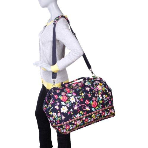 Vera Bradley Frame Travel Bag (Ribbons) - Buy Online in Kuwait ...