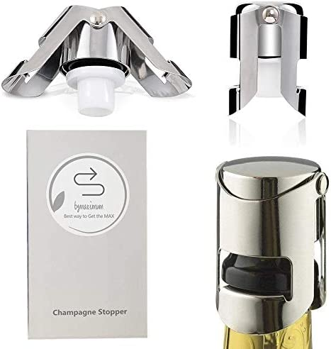 Champagne BGMAX Stainless Sparkling Accessories product image